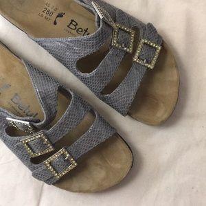 Birkenstock Shoes - RHINESTONE BETULA BY BIRKENSTOCK